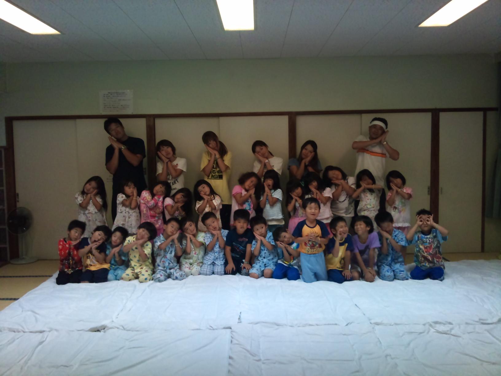 お泊り保育速報 2011